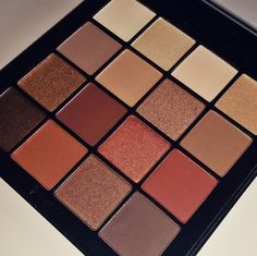 NYX Cosmetics Ultimate Shadow Palette in Warm Neutrals need it Makeup Goals, Love Makeup, Makeup Inspo, Makeup Inspiration, Makeup Tips, Beauty Makeup, Makeup Products, Makeup Ideas, Makeup Tutorials