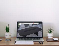 Website Ioffice móveis inteligentes