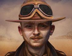 "Check out new work on my @Behance portfolio: ""Портрет Данилы Поперечного"" http://be.net/gallery/58183411/portret-danily-poperechnogo"