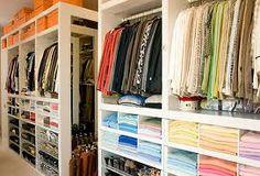 I love this closet!