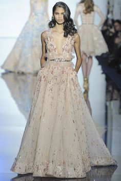 ZUHAIR MURAD 2015 SS HAUTE COUTURE COLLECTION