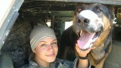 Military Heroes and Their Hero Dogs - ABC News