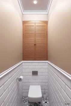 Ванная комната в стиле «patchwork». Ванная