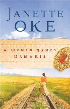 Woman Named Damaris, A (Women of the West Book #4) by Janette Oke, http://www.amazon.com/dp/B005E87UDS/ref=cm_sw_r_pi_dp_AejVsb0WXCNM0