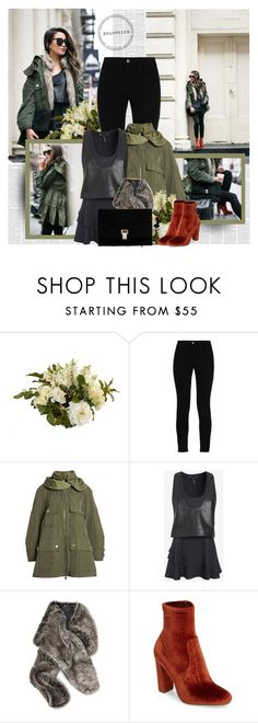 """""""Perfect Puffer Jackets"""" by bklana ❤ liked on Polyvore featuring New Growth Designs, STELLA McCARTNEY, Moncler, Marissa Webb, Steve Madden and Proenza Schouler"""