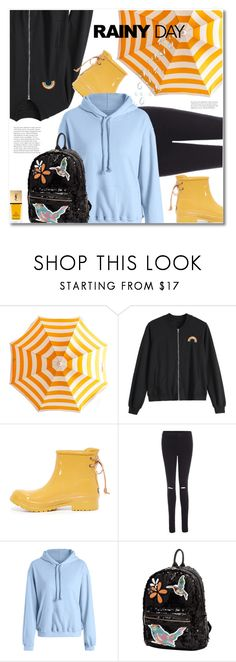"""""""Untitled #3221"""" by svijetlana ❤ liked on Polyvore featuring Sperry and Yves Saint Laurent"""