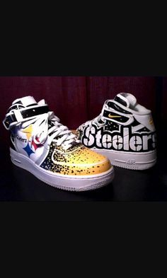 cf0135a9c Pittsburgh Steelers shoes Steelers Football