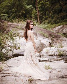 Alia Bhatt for Noblesse India in Falguni & Shane Peacock
