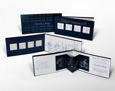 Originales invitaciones para tu boda / Majín invitaciones artísticas en DF /