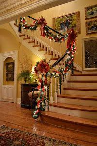 8 formas para decorar con luces Navideñas