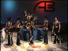 American Bandstand 1976 The Commodores Interview