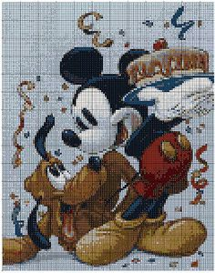 Buon Compleanno Topolino - Happy Birthday Mickey Mouse