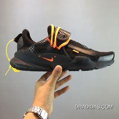 factory authentic a2657 b072b QQ520136936 Virail Abloh Designers Off-White X Nike Sock La Dart Hiroshi  Fujiwara Socks Shoes 819686-055 Copuon