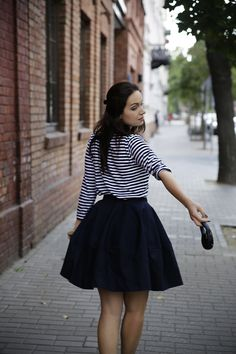 COS Stores COS Skirt  COS TOP