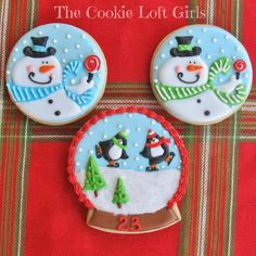 Christmas Fun!! | Cookie Connection