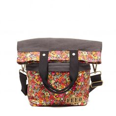 Liberty Floral Foldover