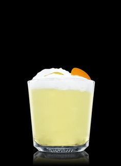 Bird of Paradise Fizz - Fill a shaker with ice cubes. Add all ingredients. Shake and strain into a chilled rocks glass filled with ice cubes. Garnish with lemon and orange. 3 Parts Gin, 1 Part Egg White, 1 Part Lemon Juice, 1 Part Simple Syrup, 1 Peel Lemon, 1 Peel Orange