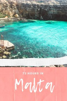 Thinking of a short trip to Malta. Here's all the details you need! #malta #travel #travelguide #travelblog