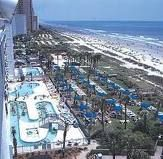 Mrytle Beach SC- (that lazy river was awesome, too!)
