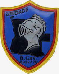 Companhia de Comando e Serviços do Batalhão de Cavalaria 8322/74 Saurimo Angola