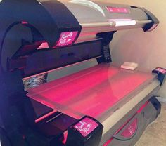 Try our Solarix high pressure tanning bed gives twice the tan in only 12 minutes! #tanning