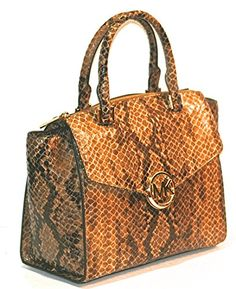 Salvatore Ferragamo New Python Kelly Top Handle Satchel Convertible Shoulder Bag JOthh