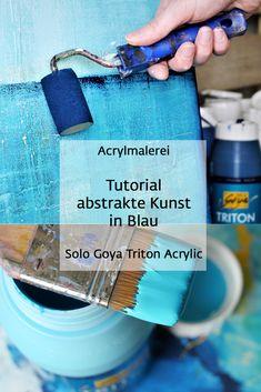 Viele Künstler lieben die SOLO GOYA Triton Acrylic Künstler-Acrylfarben in Studienqualität. Dank der liquiden Konsistenz und dem tiefmatt eingestellten Mattierungsgrad werden sie besonders gerne für Untermalungen und großflächige Hintergrundgestaltungen geschätzt. Die hochwertigen Künstlerfarben lassen sich aber für viele, viele weitere unterschiedliche Stile und Techniken optimal nutzen. Light Shades, Acrylic Art, Painting Abstract, Crafting