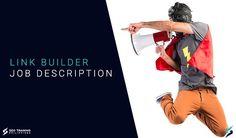 Link Builder Job Description Marketing Innovation, The Marketing, Digital Marketing, Seo Specialist, Seo Training, Social Media Engagement, Marketing Professional, Team Player, Portfolio Website