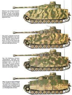 German Tanks in Italy 1943-44 : Plastic Hobby on Pinterest ...