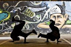 Hip Hop Graffiti- Break Dancing  www.loyallisteners.net