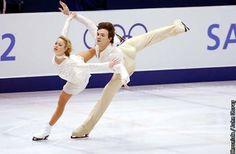 Anton Sikharulidze and Elena Berezhnaya, 2002 Olympics Short Program Ice Skating, Figure Skating, Ice Dance, Russia, Olympics, Superstar, Skate, Dancer, Ballet Skirt
