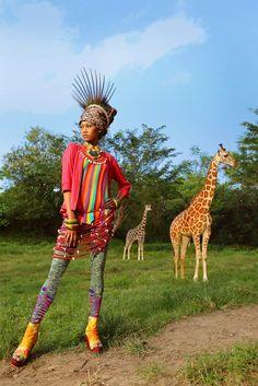 AFRIQUE Collection
