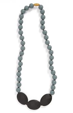 Chewbeads 'Greenwich' Teether Necklace available at #Nordstrom