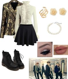 Image result for bts blood sweat and tears outfit