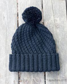 Knitting Charts, Loom Knitting, Knitting Patterns Free, Knit Patterns, Free Knitting, Knitting Socks, Knitted Hats, Crochet Bebe, Free Crochet