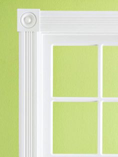 Door and Window Casings, like this molding for my doors into all the rooms