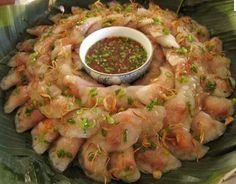 So miss having this. Laos Food.