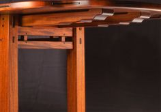 Darrell Peart - Furnituremaker | Greene and Greene Conference Table