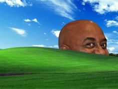 Ainsley Bliss | Windows XP Bliss Wallpaper | Know Your Meme
