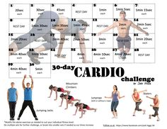 New for July!... Cardio Challenge  Visit and follow us at www.facebook.com/jodi.higgs.56 for motivation and discussion