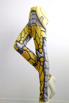 I love these Bionic Leggings by Mitmunk I'm not usually into leggings but these are so cool