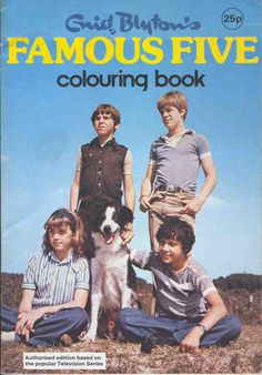 Fünf Freunde, TV Serie 1978, UK