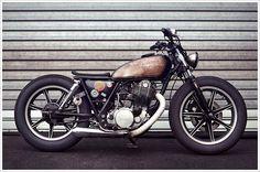 SR500 81 Pipeburn - Purveyors of Classic Motorcycles, Cafe Racers & Custom motorbikes