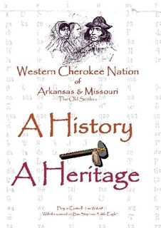 For over 150 years the History of the Western Cherokee Nation of Arkansas and Missouri has been verbally handed down from generation to generation. This work covers the Heritage, culture, religious beliefs and traditions. This book is a must read for anyone who is a member of the Western Cherokee Nation of Arkansas and Missouri and for anyone interested in Native America culture and tradition.