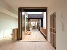 Casa e lavoro su 3 piani
