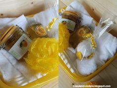 {DIY} SPA-Box und ein kleines How-to über Geschenkkörbe