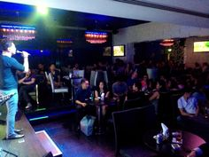 """See 26 photos and 5 tips from 122 visitors to Makati Pinoy's Laugh Factory. """"Excellent private rooms for karaoke. Comedy Bar, Laugh Factory, Comedy Nights, Makati, Pinoy, Karaoke, Comedians, Four Square, Dubai"""
