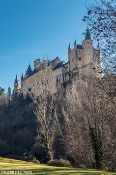 Alcazar de Segovia -