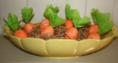Carrot Easter Eggs