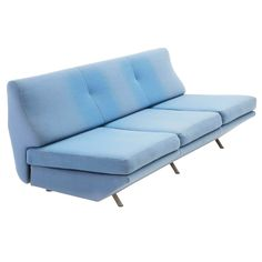 Sleep-O-Matic Sofa by Marco Zanuso for Arflex, 1951   From a unique collection of antique and modern chaises longues at http://www.1stdibs.com/furniture/seating/chaises-longues/